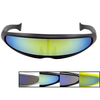 ROBOT LOOKING WRAP SUNGLASSESWITH REVO LENS