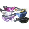 6 SHINY METALLIC COLOR FANNY PACKS