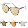 LARGE REVO/MIRROR LENS ALMOST FLAT FRAMES SUNGLASSES