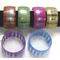 6 DIFFERENT COLOR BANGLE BRACELET
