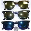 SOHO STYLE FRAMES WITH REVO COLOR MIRROR LENSES