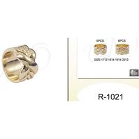 GOLD MENS RING, 4 SIZES