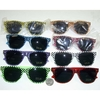BLUES BROTHERS SUNGLASESS, CHECKERBOARD PRINT FRAMES