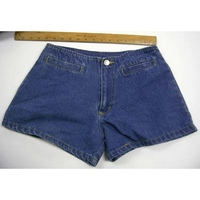 DENIM HOT PANTS SHORTS SIZES 3-12
