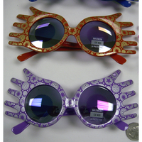 PARTY STYLE WITH COOL PRINT SUNGLASSES