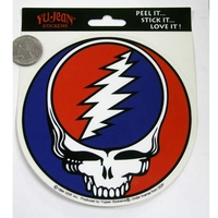 GRATEFUL DEAD STICKER FROM YUJEAN