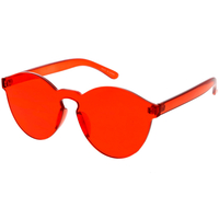 INJECTION MOLD ASSORTED COLOR SUNGLASSES HIPPER LOOK