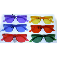 INJECTION MOLD STYLE UNISEX FRAMES IN 6 ASSORTED COLORS
