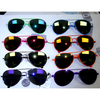 AVIATOR FRAMES IN 7 DIFFERENT FRAME COLOR W/ REVO LENS