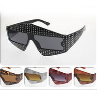 COOL SHAPE, TRANSLUCENT FRAMES NICE COLOR LENS SUNGLASSES
