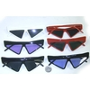 FUNKY TRIANGULAR SHAPE FRAMES IN ASSORTED COLORS