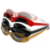 SMALL OVAL SHAPE SUNGLASSES IN COOL COLORS