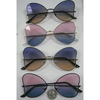 OCEAN LENS COOL SHAPE WINGS LOOK SUNGLASSES FLAT FRAMES