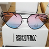 OCEAN LENS SUNGLASSES CAT TYPE FRAMES ASSORTED COLORS