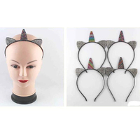 UNICORN & CAT EARS HEADBANDS
