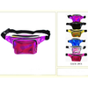 COLORS & GOLD & SILVER IRIDESCENT COLOR FANNY PACKS