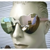 HEART REVO LENS, INJECTION MOLD FRAMES SUNGLASSES. COLOR ARMS