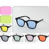 BLACK FRAMES BOLD LOOK ASSORTED COLOR LENSES
