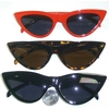 SMALL FRAME CAT RETRO SHAPE FRAME SUNGLASSES