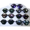 SIDE SHIELD FUNKY WIDE COLOR VARIETY SUNGLASSES,METAL FUNKY ARMS