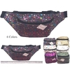 STARS PRINT ON 6 DIFFERENT FUN COLOR FANNY PACKS.