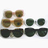 FUN LOOKING BASIC FRAMES SUNGLASSES IN ASSORTED NICE COLORS
