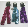 PINK, BLUE, AND PURPLE 2 PACK SEQUIN HEADBAND