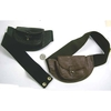 LEATHER SMALL POUCH, STEAMPUNK LOOK, ONLY 1 DZ IN STOCK
