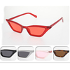 THIN CAT SHAPE SUNGLASSES