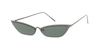 SMALL METAL FRAMES COOL SHAPE  SUNGLASSES