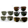 ANGULAR AVIATOR REVO, LENS SUNGLASSES