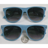 BLUES BROTHERS STYLE SUNGLASSES, ONLY TEAL COLOR