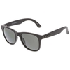 KUSH ON ARMS WAYFARERE STYLE CHARCOAL COLOR  DARK LENS FRAMES