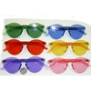 INJECTION MOLD STLE FRAMES IN 6 BRIGHT COLORS SUNGLASSES