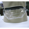 CLEAR PLASTIC FANNY PACK