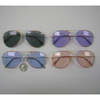 AVIATORS WITH RAINBOW FRAMES & COLOR OR  DARK LENSES