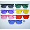 INJECTION MOLD  FLAT  TOP FRAMES IN 6 ASSORTED COLORS