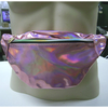 FANNY PACK, SOFT PINK IRIDESCENT COLOR 1 ZIPPER, 5 pieces left