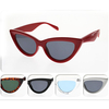 CAT SHAPE RETRO LOOKING SUNGLASSES