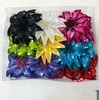 SEQUIN BLOOMING FLOWER HAIR CLIP