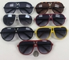 PLASTIC AVIATOR CLASSIC 80s COLORED SUNGLASSES