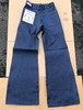 NAVY ISSUE DENIM BELLS SIZE 28W GOOD LENGTHS