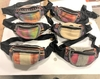 NAPEL MADE ASSORTED FUNKY/COOL HIP DESIGNS ASSORTED FANNY PACKS