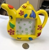 TEA POT PICTURE FRAME IN ASSORTED COLORS