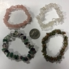 ROCK CHIP AGATES BRACELETS