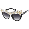 GLAMOUROUS LOOKING SUNGLASSES ASSORTED COLOR FRAMES