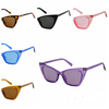 CAT MODERN RETRO LOOK SUNGLASSES GOOD ASSORTMENT OF COLORS