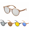 WOOD GRAIN LOOKING COOL SHAPE FRAMES ASST LRNSES