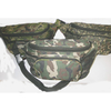 camo fanny pack 2 mesh side pockets, 2 zippers, ONLY 1 DZ