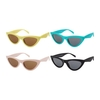 CAT EYE RETRO LOOKING SUNGLASSES IN GREAT OFF COLORS
